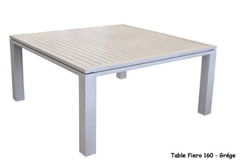 table de jardin carree 8 personnes table carree 8 personnes jardin