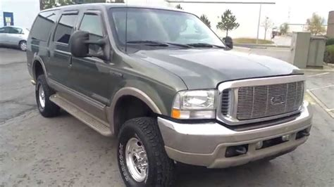 wwwdiesel dealscom  ford excursion limited