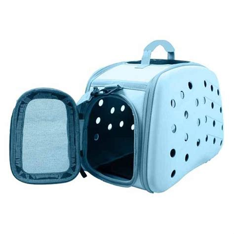 pet life narrow shelled perforated lightweight collapsible