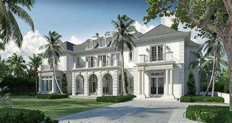 chateau design chateau house plans folat