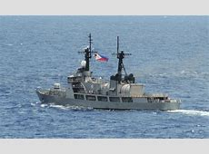 BRP Gregorio Del Pilar leaves Manila for 2 naval maneuvers