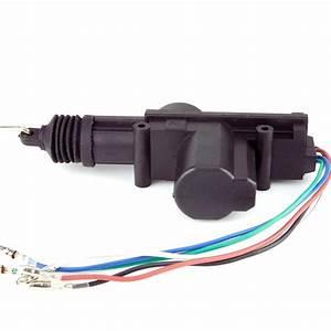Door Lock Actuator 5 Wire - Car Builder Solutions