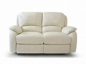 Kunstleder Sofa 2 Sitzer : camella bequemes relax 2 sitzer sofa couch kunstleder beige mit relaxfunktion ~ Bigdaddyawards.com Haus und Dekorationen
