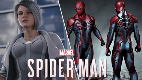 More Details On Norman Osborn, Silver Sable, & Velocity Suit!