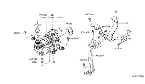 Jwb Genuine Nissan Parts