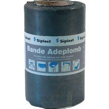 bande etancheite toiture bande 233 tanch 233 it 233 toiture auto adh 233 sive adeplomb siplast rouleau 3x0 16 m 233 p 2 7 mm siplast