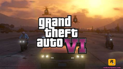 Gta 6 Is Still In Early Stages Of Development, Rockstar