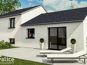 Constructeur Maison Metz : thionville maisons revalice votre constructeur de ~ Melissatoandfro.com Idées de Décoration