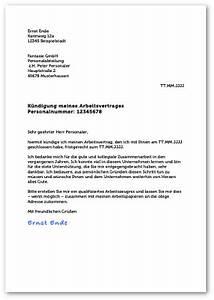 Kündigung Vorlage Kostenlos : kundigungsschreiben wegen mobbing vorlage ~ Frokenaadalensverden.com Haus und Dekorationen