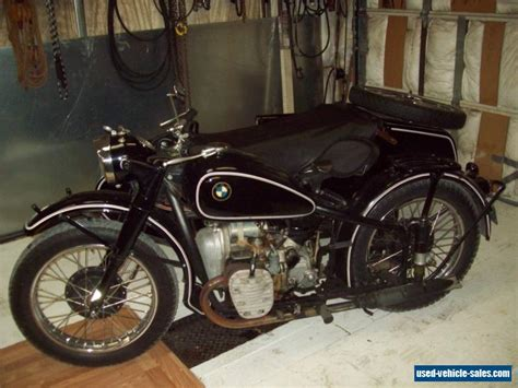 Bmw Motorcycle With Sidecar For Sale by 1941 Bmw R71 For Sale In The United Kingdom