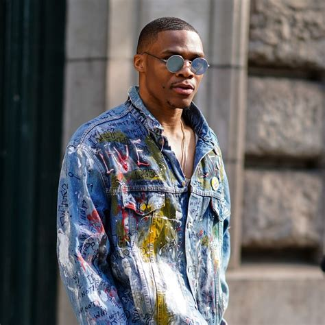 Russell Westbrook Fashion Thunder News Russell Westbrook