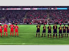 FIFA 14 FC Barcelona vs Liverpool FC PK Shootout! YouTube