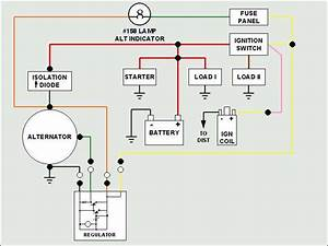 33 Motorola Alternator Wiring Diagram