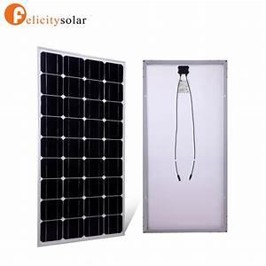 Panneau Solaire 100w : panneau solaire mono 100w panneau solaire ~ Nature-et-papiers.com Idées de Décoration
