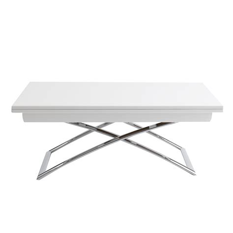 square white trundle adjustable height rectangular white adjustable height coffee table ikea with