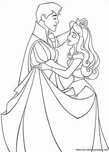 Sleeping Beauty Coloring Pages 2018 - Dr. Odd