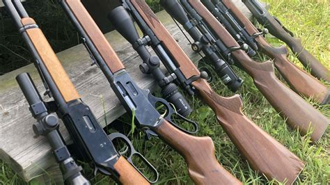 6 Classic Used Deer Rifles That Will Bag a Whitetail ...