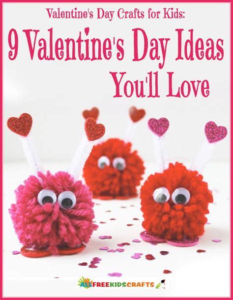 valentines day crafts  kids  valentines day ideas