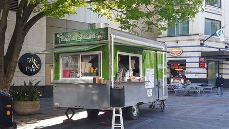 seattles  essential food trucks eater seattle