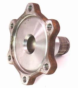 Rh Automatic Transmission Axle Flange Shaft 07