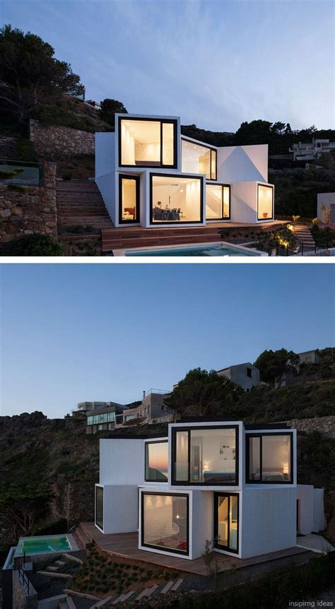 modern container house design ideas  roomaholiccom