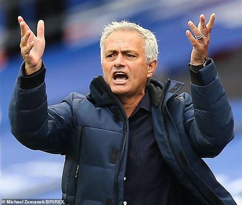 Tottenham SACK Jose Mourinho just six days before Carabao ...