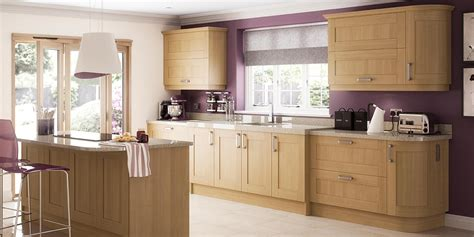 oak shaker style kitchen cabinets tetbury oak shaker kitchen style range sigma 3 kitchens 7135