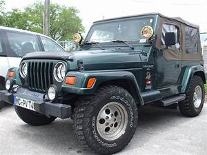 1999 Jeep Wrangler Tj Sahara Edition