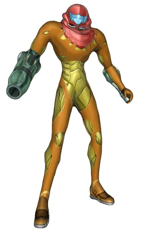 Image Phazon Fusion Suit Transparentpng Wikitroid
