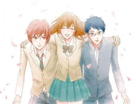 See more ideas about anime couples, anime, cute anime couples. 73 best images about Cute Love Triangle on Pinterest ...