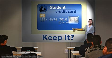 These student credit cards are designed exactly for that purpose, providing students with the ability to build credit history even while still in school. Student credit card: When, how to graduate to a regular card - CreditCards.com