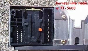 2007 Ford Explorer Sport Trac Installation Parts  Harness