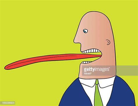 Human Tongue Stock Illustrations And Cartoons