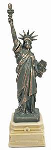 statue of liberty letter opener With letter statues