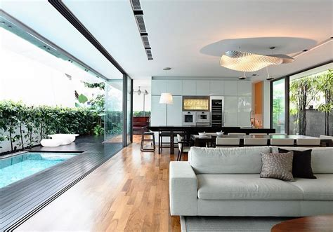 kitchen island design pictures open kitchen singapore living room cool white kitchen