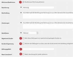 Online Metzgerei Versand Auf Rechnung : woocommerce kauf auf rechnung aktivieren onlineshop diy ~ Themetempest.com Abrechnung