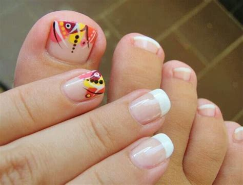 toenail designs for fall 17 best ideas about fall toe nails on toenail
