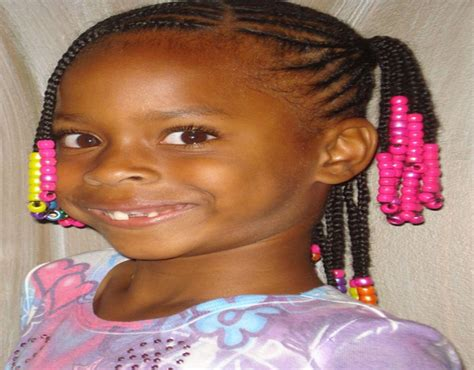 black braided hairstyles for little girls hairstyle for