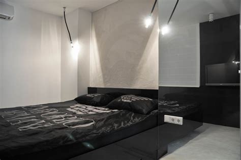 All Black Bedroom by 35 Timeless Black And White Bedrooms That How To