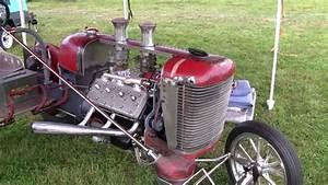 Hot Rod Farmall