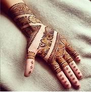 New Henna Mehndi Desig...