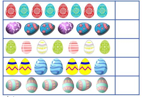 sigue la serie huevos de pascua aula pt