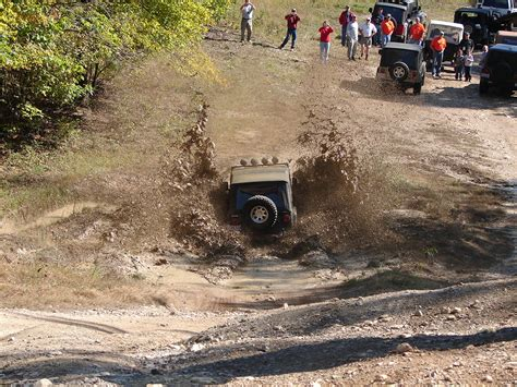 jeep mud jeep off roading 101 water and mud the jeep blog