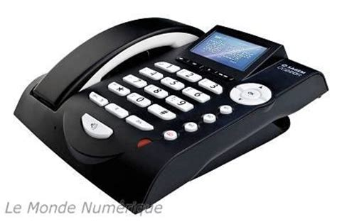 le de bureau sans fil sagemcom cc220r ou le téléphone filaire sans fil paperblog