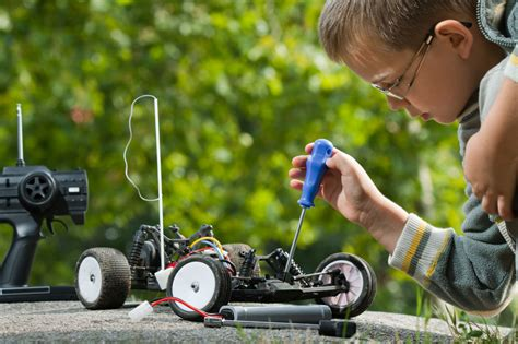 Keeping Remote Control Cars In Shape