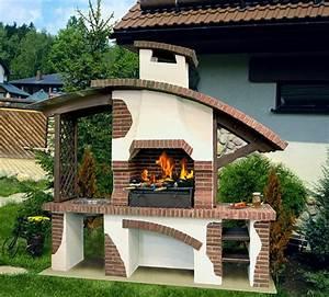 Pizzaofen Garten Bauen : gartengrill selber bauen anleitung in 6 einfachen schritten ~ Watch28wear.com Haus und Dekorationen