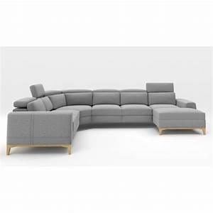 Arezzo u shaped modular sofa sofas 2572 sena home for U shaped sectional sofas uk