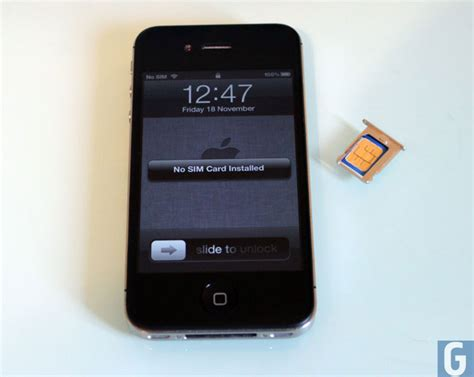 iphone 4s sim card iphone 4s owners reporting sim card problems