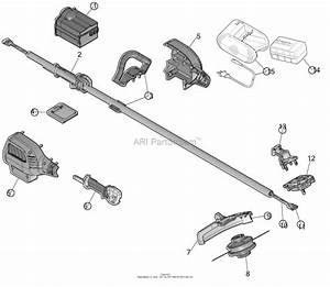 Mtd Cgt 400 41aerp3c008 Parts Diagram For General Assembly