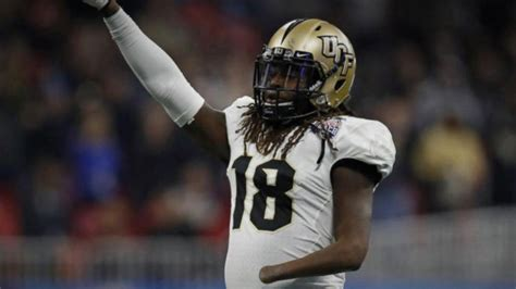 gma hot list  handed football player drafted